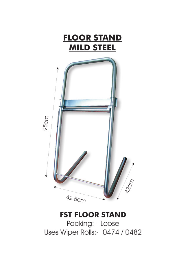 FLOOR STAND WALL ST UNBRANDED CMS.cdr