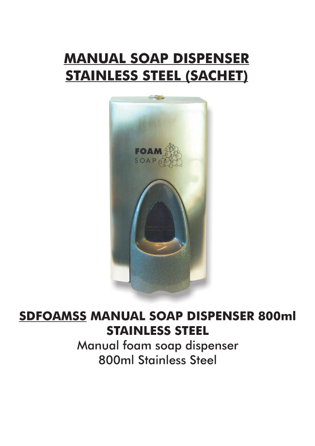 SOAP DISPENSERS UNBRANDED CMS.cdr